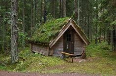 morar numa cabana | ideias de fim de semana