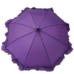 purple umbrella | Purple kids umbrella for grils - Rosemarie Schulz
