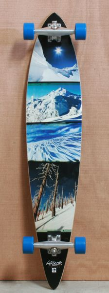 """Arbor 46"""" Timeless Pin GT Longboard Complete"""