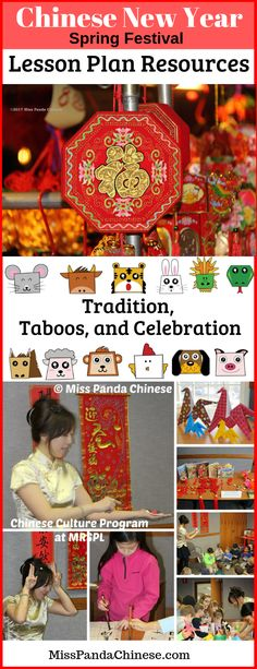 World culture. Chinese New Year tradition taboos and celebration. Explore and share the 15 days of Chinese New Year traditions taboos and celebration. Lesson plan resources for teachers and homeschool educators! Chinese New Year Crafts For Kids, Chinese New Year Activities, Chinese New Year Food, New Years Activities, Winter Activities For Kids, Chinese New Year Traditions, New Years Traditions, Teaching Kids, Teaching Resources