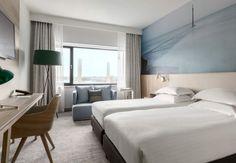 Luxury hotel room The Hague
