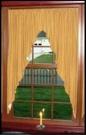 1000 Images About Curtains On Pinterest Primitive