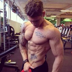Gym Workout: Top 3 six pack Exercises You'll Ever Need Gym Back Workout, Ab Workout Men, Gym Workouts, Muscle Fitness, Mens Fitness, Fitness Tips, Fitness Motivation, Male Fitness Models, Fitness Inspiration Body