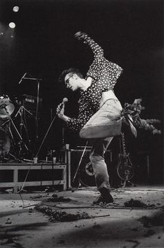 Morrissey, The Smiths live