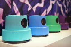 WeSC Spray Paint Can Top Speakers