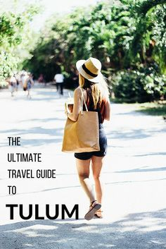 Ultimate Travel Guid
