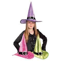 heksen hoed stippen http://www.happy-party.nl/-c-351_83.html?infoBox=0