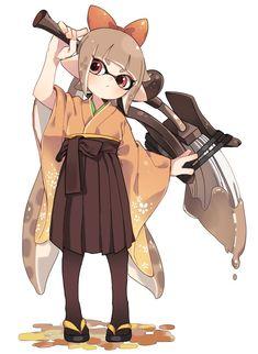 See more 'Splatoon' images on Know Your Meme! Splatoon Games, Nintendo Splatoon, Splatoon 2 Art, Splatoon Comics, Character Art, Character Design, Mega Pokemon, Kawaii Anime Girl, Anime Girls