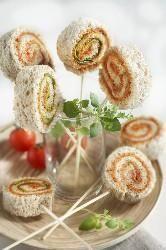 Hartige broodhapjes