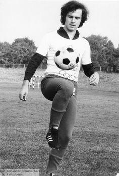 Franz Beckenbauer  © Bildarchiv Preußischer Kulturbesitz