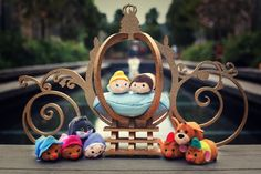 Cinderella Tsum Tsum Plush Collection!
