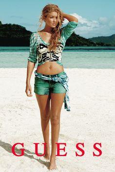 Gigi Hadid in V Magazine Photoshoot 2015   Real Housewives of Beverly Hills Star Yolanda Foster's Daughter Gigi ...