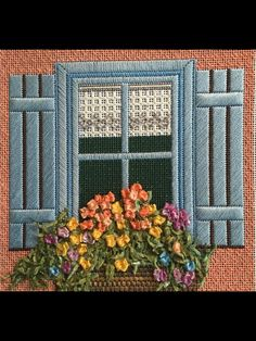 Looking for flower stitch ideas