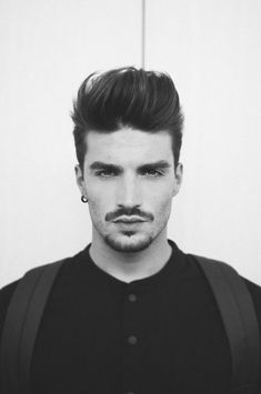 Facial Hair Styles Gorgeous Men's Moustache Lookbook …  Moustach…