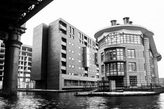 Castlefield Canal YMCA Manchester