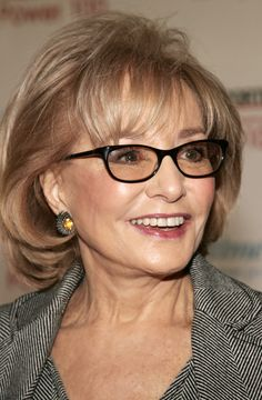 e9a8028f562 Barbara Walters Celebrities With Glasses