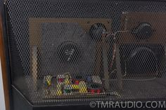 Далквист DQ-10 Vintage Выступающие; Оригинальный и полностью функциональный | Музыкальный номер