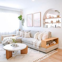 Coming back to a cosy and homely space was our clients' brief