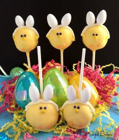 Pint Sized Baker: Easter Chick, Bunnies?