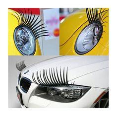 Cute Car Eyelashes - Just $6