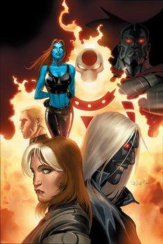 X-Men, Salvador Larroca