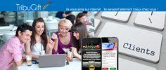 Avec TribuGift je développe des outils marketing faciles d'accès pour aider les entreprises à développer leur chiffre d'affaire grâce à Internet et aux réseaux sociaux.