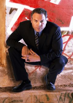 Vincent D'Onofrio -- Detective Robert Goren (Law and Order: Criminal Intent)