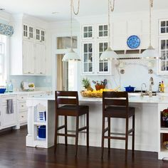 New England shingle-style house belonging to interior designer Erin Paige Pitts