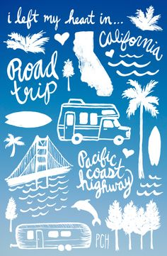 Billabong Cali road trip
