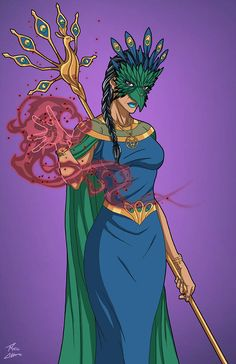 La Maestra Oscura OC commission by phil-cho on DeviantArt Discord Game, Fantasy Characters, Disney Characters, Fictional Characters, Hero Games, Dc Comics Art, Fantasy Character Design, Super Powers, Superman