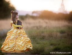 Belle Gloves & Tiara Accessories Set by EllaDynae on Etsy. HOW CUTE IS THIS?
