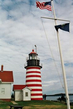 West Quoddy Head Light Maine