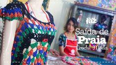 DIY - Saída de Praia – Crochê Moda (Marie Castro)