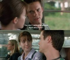 """One of the most powerful lines from """"A Walk to Remember"""". <3"""