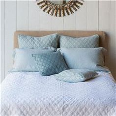 Buy Linen Pillow Shams online with free shipping from thegardengates.com