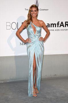 2014 amfAR Gala at Cannes: Jessica Chastain, Alessandra Ambrosio, Dita Von Teese & More