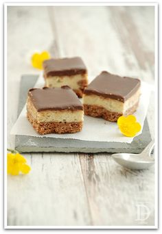 ... food #cheesecake #Nanaimo #bars #squares #chocolate #Canadian #dessert