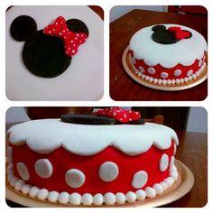 #Cake #Minnie emi bday