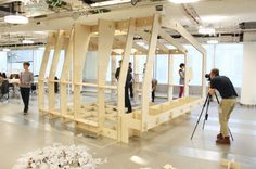 Sketchup's Open-source 3d-printable Wikihouse Snaps Together Like Lego Bricks
