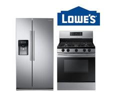 Take 10% Off Select Appliances  50% Off Special Value Appliances | Lowe's Sale (lowes.com)
