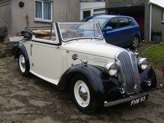 1938 Standard Flying Twelve Drophead Coupe