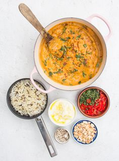 Sweet Potato, Lemon Grass and Coconut curry - DeliciouslyElla