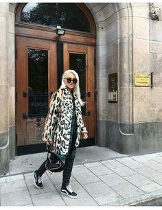 coat, hair, and fashion -kuva