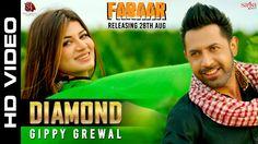 Diamond - Gippy Grewal, Kainaat Arora | Faraar | Jatinder Shah | Latest Punjabi Song 2015