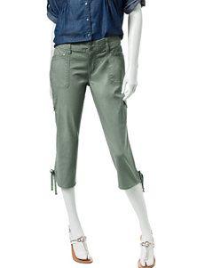 Gloria Vanderbilt Sage-  I have them in LINEN Navy