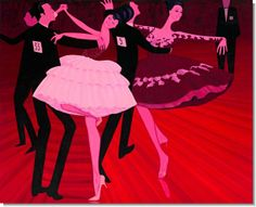 John Brack Australia Latin American Grand Final 1969 oil on canvas National Gallery of Australia, Canberra Purchased, 1981 Roy Lichtenstein, Wayne Thiebaud, Australian Painters, Australian Artists, Dr Marcus, Dance Paintings, Modern Artists, Art For Art Sake, Dance The Night Away