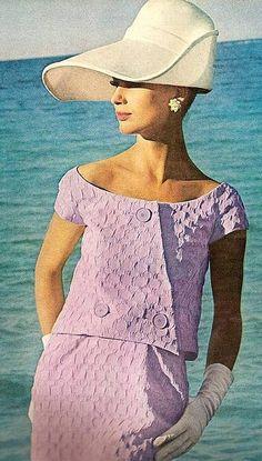 Perfect in Purple. ♥ 1964                                                                                                                                                      Más