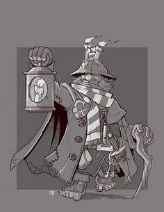 Shire Warden by cwalton73