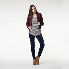 #jeanspl #ss15 #spring #summer #springsummer15 #new #newarrivals #newproduct #onlinestore #online #store #shopnow #shop #fashion #womencollection #women #levis #liveinlevis #lookbook #leather #jacket #moto #assym #tanktop #stripe #stripes #tank #relaxed #classic