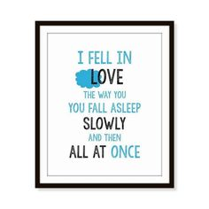 fault in our stars wall decals | ... Quote The Fault in Our Stars 5x7, 8x10, 11x14 Print Wall Art Decor